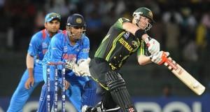 Australia vs India 2016 T20I series schedule, Time-Table