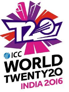 ICC launch world t20 2016 logo.