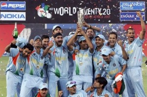 India beat Pakistan to win first ICC T20 World Cup in 2007.