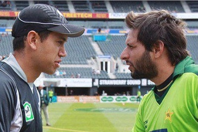 New Zealand vs Pakistan 2016 T20I series schedule