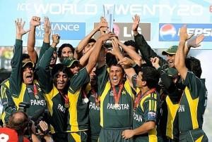 Pakistan beat Sri Lanka to win 2009 T20 World Cup.