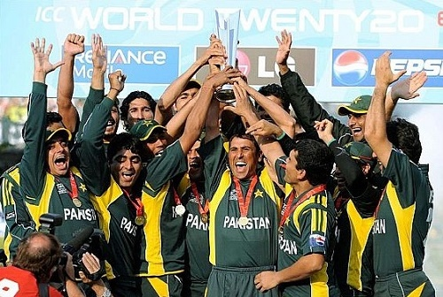 Pakistan beat Sri Lanka to win 2009 T20 World Cup.