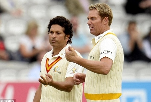 Sachin Tendulkar starts preparation for cricket All Stars
