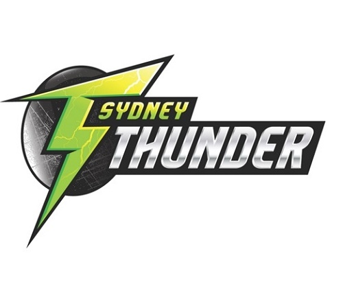Sydney Thunder Squad for 2015-16 Big Bash League