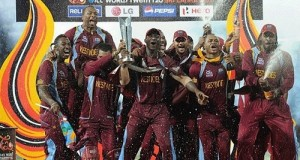 West Indies beat Sri Lanka to win 2012 ICC World T20