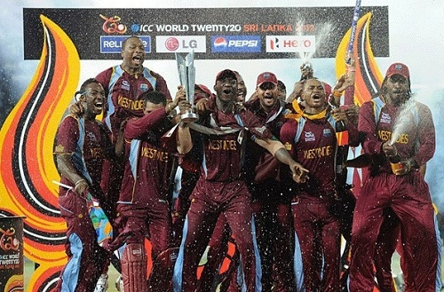 West Indies beat Sri Lanka to win 2012 ICC World T20.