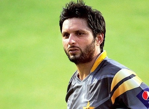 Shahid Afridi to lead Pakistan in ICC T20 World Cup 2016