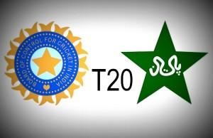 India vs Pakistan T20 Cricket Rivalry.