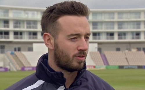 James Vince targeting England 2016 World T20 Squad.