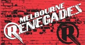 Melbourne Renegades Squad for 2015-16 Big Bash League