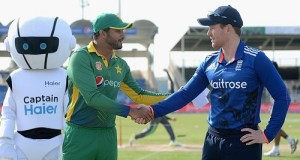 Pakistan vs England 2015 T20I series schedule, Time Table
