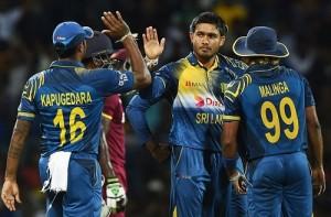 Sri Lanka beat West Indies by 30 runs in 1st T20 at Pallekele.