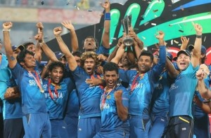 Sri Lanka won 2014 T20 world cup.