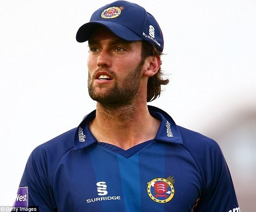 Topley eyeing at England world t20 squad 2016.