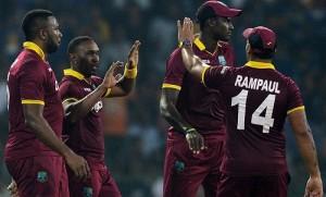 West Indies won 2nd t20 by 23 runs to level Twenty20 series.