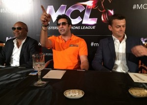 250 Ex-cricketers to go under hammer in MCL auction.