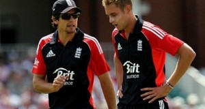 Cook wants Stuart Broad to play in ICC world T20 2016