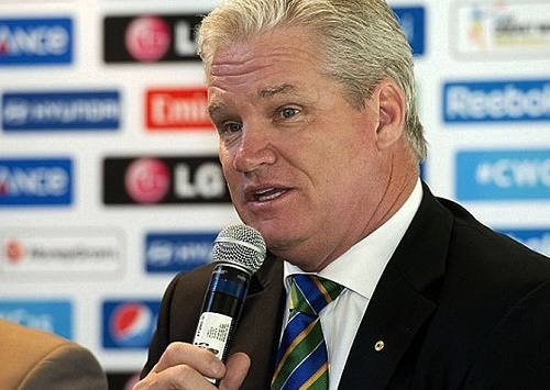 Dean Jones joins PSL as head coach of Islamabad United.
