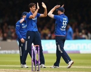 England named 15-man T20 squad for South Africa series.