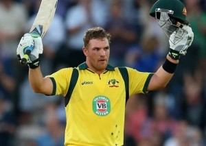 Finch says Plenty of options available for World T20 Squad.