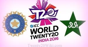 India vs Pakistan match-19 ICC world twenty20 2016