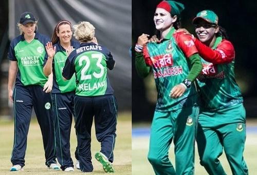 Ireland, Bangladesh qualify for women's world twenty20 2016.