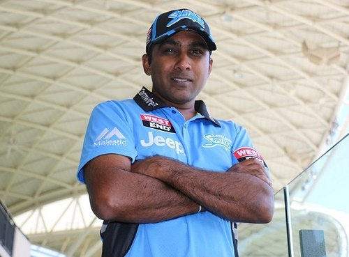 Jayawardene replaced Pollard in Strikers squad for BBL-05.