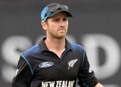 Kane Williamson to captain New Zealand at World T20 2016.