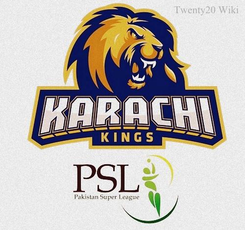 Karachi Kings Team Squad for PSL 2016.