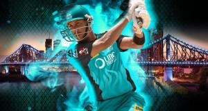 Lendl Simmons joins Brisbane heat to replace McCullum