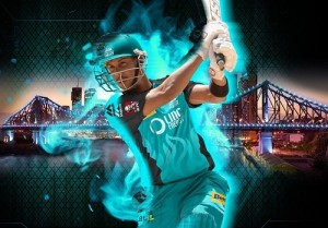 Lendl Simmons joins Brisbane heat to replace McCullum.