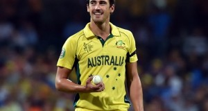 Mitchell Starc ruled out from World Twenty20 2016