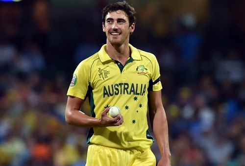 Mitchell Starc ruled out from World Twenty20 2016.