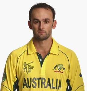 Nathan Lyon targets Australian squad for t20 world cup 2016.