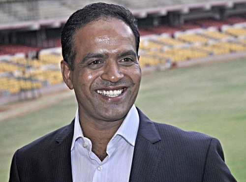 Oman appoints India's Sunil Joshi as spin-bowling coach.