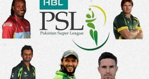 Players List for HBL PSL 2017 Players Draft