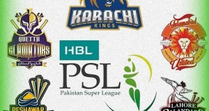 Pakistan Super League 2016: All Teams Squad, Players list