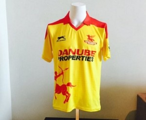 Sagittarius Strikers Jersey.