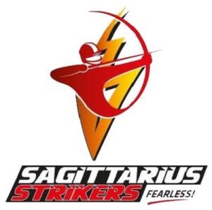 Sagittarius Strikers Logo