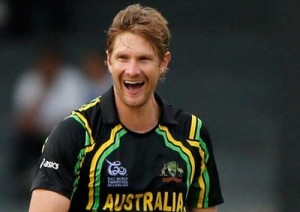 Shane Watson wants to play ICC World Twenty20 in India.