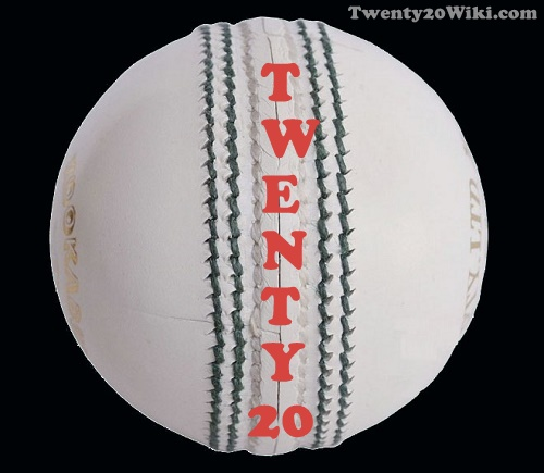 Twenty20 cricket history