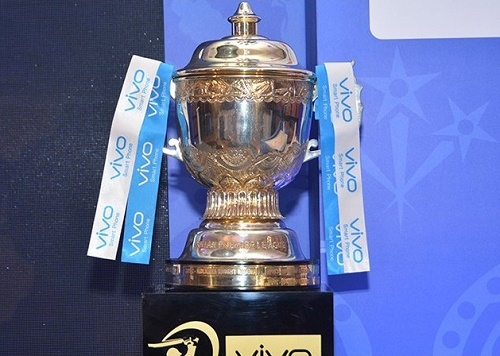 vivo ipl 2016 trophy Images Points Table Rankings