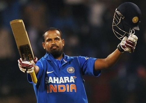 Yusuf Pathan eyeing at India's world 20-20 squad 2016.