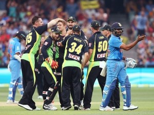 AUS vs IND 2016 2nd T20 Live Streaming, Score.