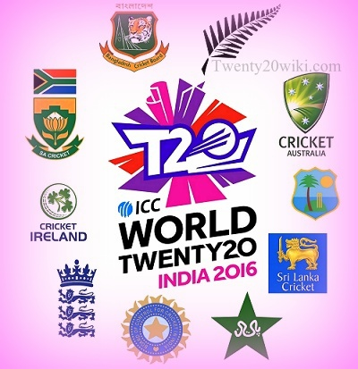 All 10 teams squad for ICC Women's World T20 2016.