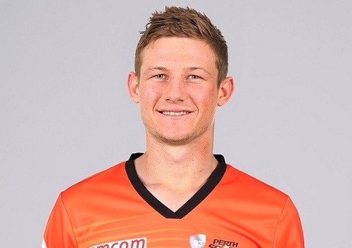 Australia named Bancroft as keeper for 3rd T20 against India.