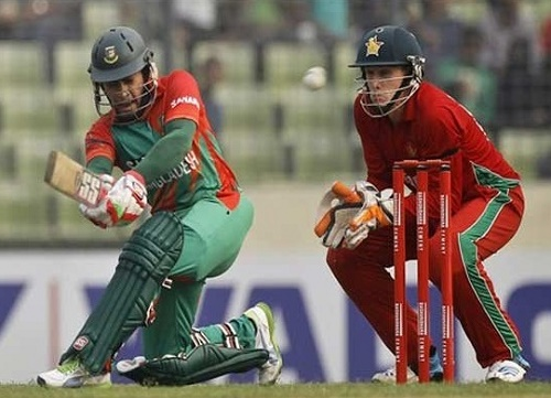 Bangladesh vs Zimbabwe T20 series 2016 Schedule.