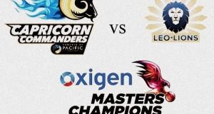 Capricorn Commanders vs Leo Lions Live Streaming