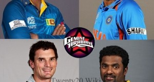 Gemini Arabians Squad for 2016 MCL Twenty20