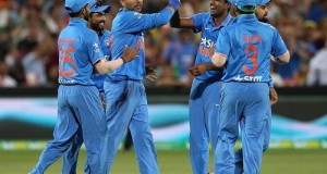 India beat Australia in 1st T20 to lead series by 1-0
